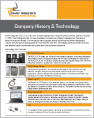Power Designers Sibex History & Technology Overview
