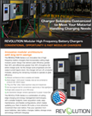 Revolution Series Battery Chargers Overview