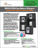Revolution Series Fast Battery Charger