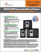 Revolution Series Opportunity Battery Charger