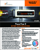 PowerTrac 3 Wireless Battery Monitoring System