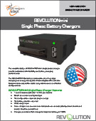 Single Phase Forklift Charger